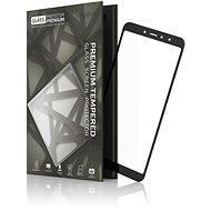 Tempered Glass Protector Rámčekové pre Xiaomi RedMi S2 Čierne - Ochranné sklo
