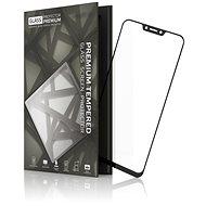 Tempered Glass Protector Rámčekové na ASUS Zenfone 5 ZE620KL Čierne - Ochranné sklo