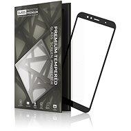 Tempered Glass Protector Rámčekové pre Huawei Y6 Prime (2018) Čierne - Ochranné sklo