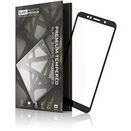 Tempered Glass Protector Rámčekové pre Honor 7S Čierne - Ochranné sklo