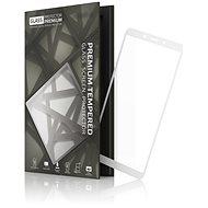 Tempered Glass Protector Rámčekové pre Xiaomi Redmi 6/6A Biele