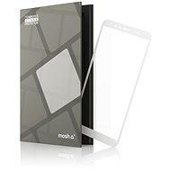 Tempered Glass Protector Rámčekové pre Honor 7A Biele - Ochranné sklo