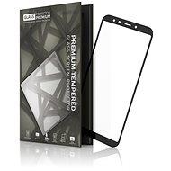 Tempered Glass Protector Rámčekové pre Xiaomi Mi A2 Čierne - Ochranné sklo