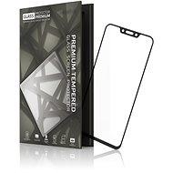 Tempered Glass Protector Rámčekové na Huawei Nova 3 Čierne - Ochranné sklo