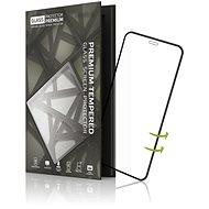 Tempered Glass Protector 3D Case Friendly pre iPhone XR, Čierne - Ochranné sklo
