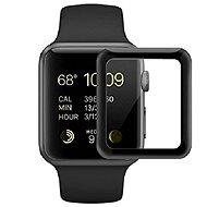 Tempered Glass Protector Rámčekové na Apple Watch 4 44 mm; 3D Glass - Ochranné sklo
