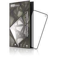 Tempered Glass Protector Rámčekové na Samsung Galaxy S10e Čierne - Ochranné sklo