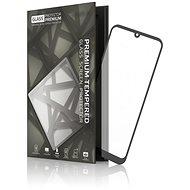 Tempered Glass Protector Rámčekové na Huawei P30 Lite Čierne - Ochranné sklo