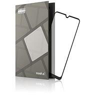 Tempered Glass Protector Rámčekové pre Samsung Galaxy M31/M21/A20 Čierne - Ochranné sklo
