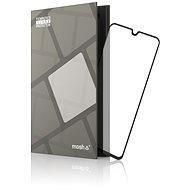 Tempered Glass Protector Rámčekové pre Samsung Galaxy A41 Čierne - Ochranné sklo