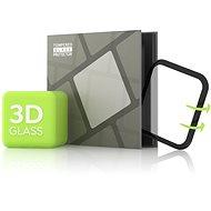 Tempered Glass Protector pre Xiaomi Amazfit GTS – 3D GLASS, čierne - Ochranné sklo