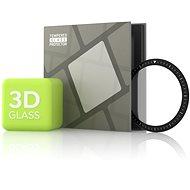 Tempered Glass Protector na Amazfit GTR 2, 3D GLASS, čierne