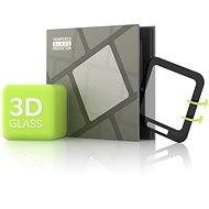 Tempered Glass Protector na Garmin Venu Sq, 3D GLASS, čierne