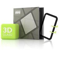 Tempered Glass Protector pre Huawei Watch Fit/Honor Watch ES - 3D GLASS, čierne - Ochranné sklo