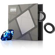 Tempered Glass Protector zafírové pre kameru iPhone 13 mini/iPhone 13, 0,3-karátové, čierne