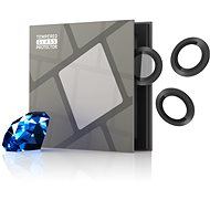 Tempered Glass Protector zafírové pre kameru iPhone 13 Pro/13 Pro Max, 0,3-karátové, grafitovo sivé
