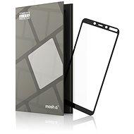 Tempered Glass Protector Rámčekové pre Nokia 3.1 Plus Čierne - Ochranné sklo