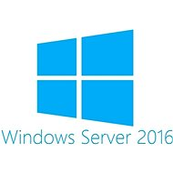 HPE Microsoft Windows Server 2016 Standard CZ OEM - only with HPE ProLiant - main license - Operating System