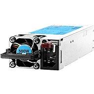 HP 500W Flex Slot Platinum Hot Plug Power Supply Kit - Serverový zdroj