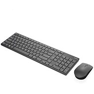Lenovo Professional Ultraslim Wireless Combo Keyboard and Mouse – CZ/SK - Set klávesnice a myši