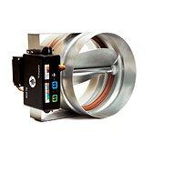 Automatická regulácia horenia Timpex ECO 10 pre krbové kachle, EPV 100 mm - Regulácia horenia