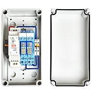 Externí ovládání 230V pro automatickou regulaci hoření Timpex ECO 20 - Regulácia horenia