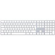 Magic Keyboard s číselnou klávesnicou - česká - Klávesnica