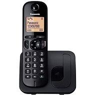 Panasonic KX-TGC210FXB - Domáci telefón