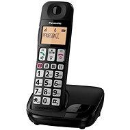 Panasonic KX TGE110FXB DECT - Telefón na pevnú linku