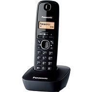 Panasonic KX-TG1611FXH Black - Telefón na pevnú linku