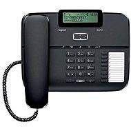 GIGASET DA710 Black - Telefón na pevnú linku
