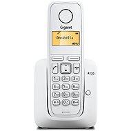 Gigaset A120 White - Telefón na pevnú linku