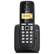 Gigaset A220 Black - Telefón na pevnú linku