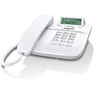 Gigaset DA610 White - Telefón na pevnú linku