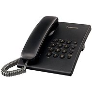 Panasonic KX TS500CXB - Telefón na pevnú linku