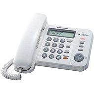 Panasonic KX-TS580FXW - Telefón na pevnú linku