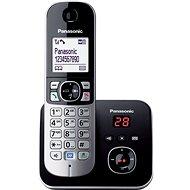 Panasonic KX-TG6821FXB Black záznamník - Domáci telefón