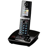 Panasonic KX-TG8061FXB Black záznamník - Telefón na pevnú linku