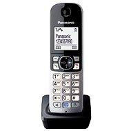 Panasonic KX-TGA681FXB Black, prídavná rúčka - Domáci telefón