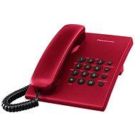 Panasonic KX-TS500FXR Red - Domáci telefón