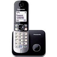 Panasonic KX-TG6811FXM Silver - Telefón na pevnú linku