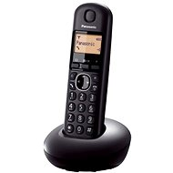 Panasonic KX-TGB210FXB Black - Domáci telefón