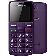 Panasonic KX-TU110EXV fialový - Mobilný telefón