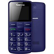 Panasonic KX-TU110EXC modrá - Mobilný telefón