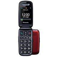 Panasonic KX-TU456EXRE červený - Mobilný telefón