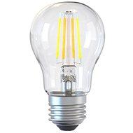 WiFi Smart žiarovka Filament E27, 6 W, číra, teplá biela