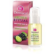 DERMACOL Aroma Ritual Body Oil Grape & Lime 50 ml - Telový olej