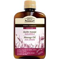 GREEN PHARMACY Masážny olej proti celulitíde 200 ml - Masážny olej