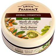 GREEN PHARMACY Telové maslo Arganový olej a Figy 200 ml