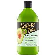 NATURE BOX Body Lotion Avocado Oil 385 ml - Telové mlieko